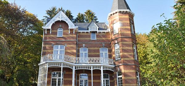 La Villa Le Grand Maur à Spa